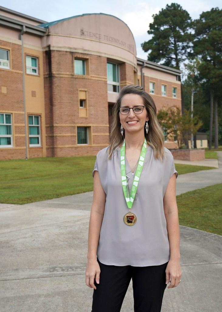ACC - Melanie Dillard - Outstanding Faculty
