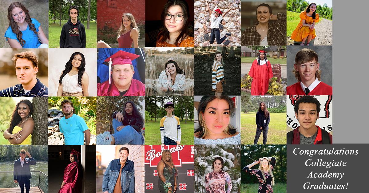 Collegiate Academy Graduates 2021 2