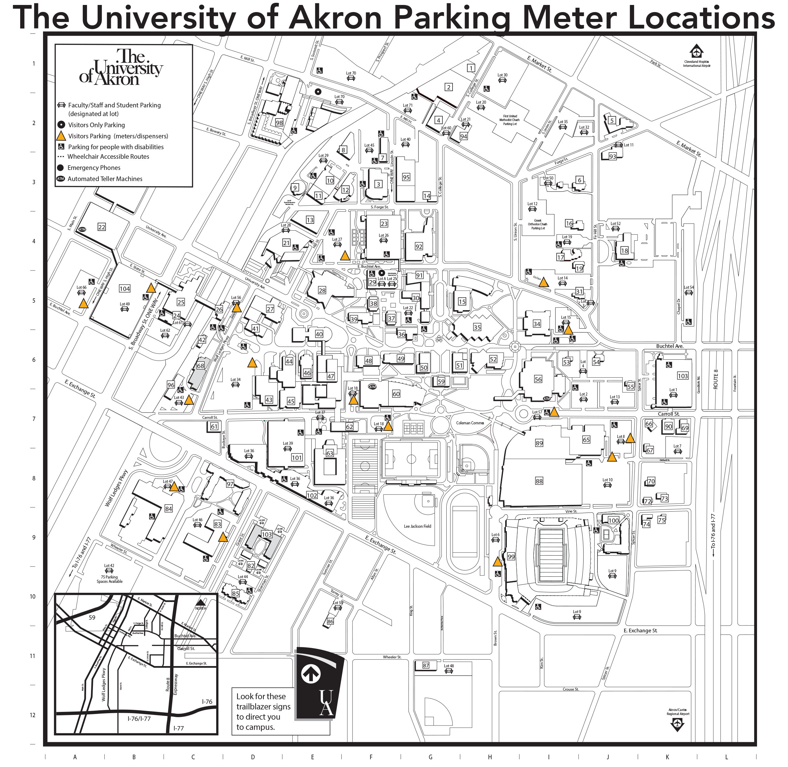 Meter Information The University Of Akron