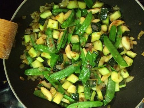 Zucchini Kefen