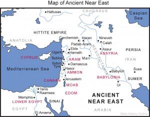 The Biblical Levant