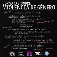 Cartel_Jornadas_ Violencia de Género_2016