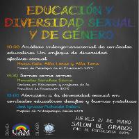 Cartel_Jornadas_Educación y Diversidad Sexual y de Género