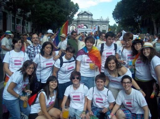 Orgullo 2012
