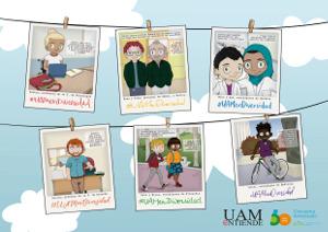 #UAMenDiversidad