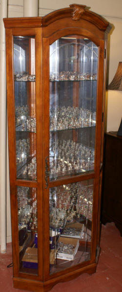 Curio Cabinets Display Cabinets