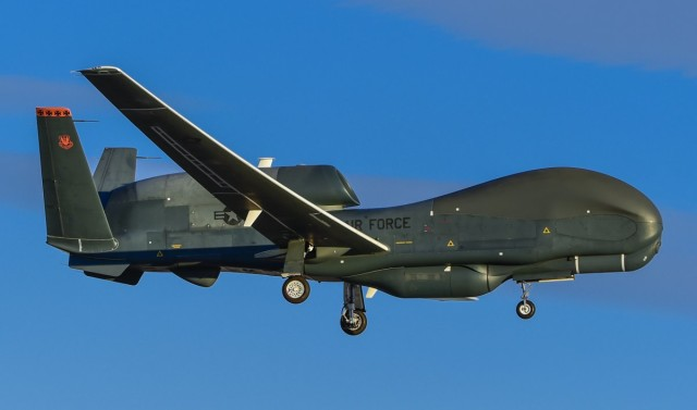 RQ-4 Global Hawk  8-2016