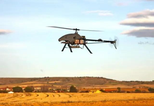 ALPHA800 UAV