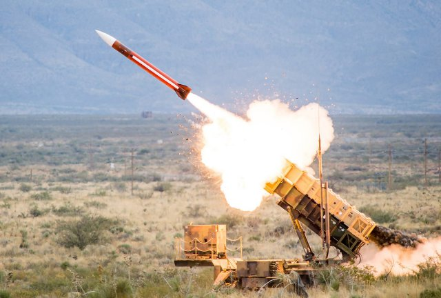 Patriot launch
