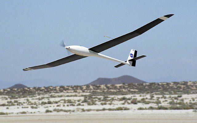 powered sailplane