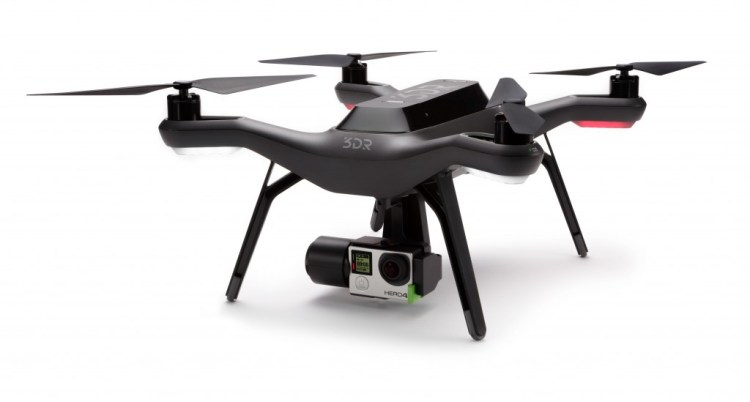 solo smart drone launch
