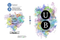 Carpeta guanyadora 2015-2016: 'Vola amb la UB'