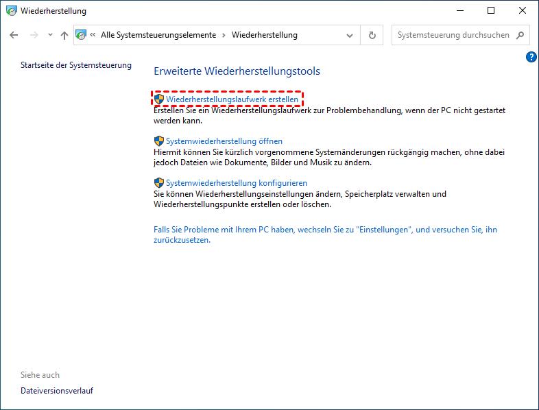 Windows 10 Von Usb Stick Wiederherstellen Mit 4 Methoden