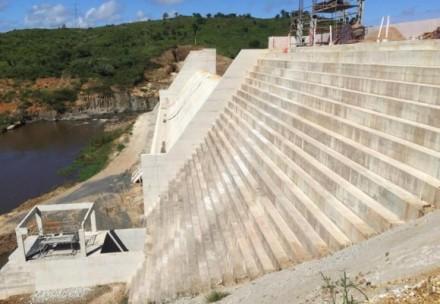 Obras da Barragem do Colônia estão 90% concluídas, segundo governo || Foto Daniel Thame