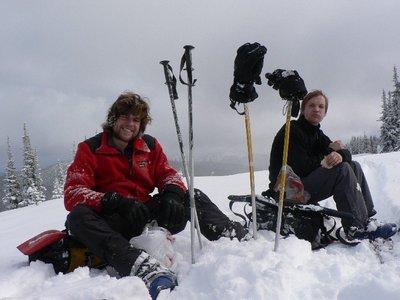 Summit of Norske Peak