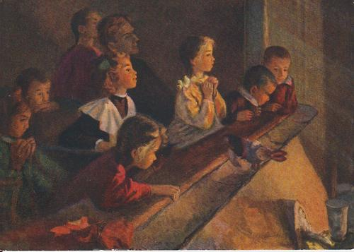 Children in Theater Leonova