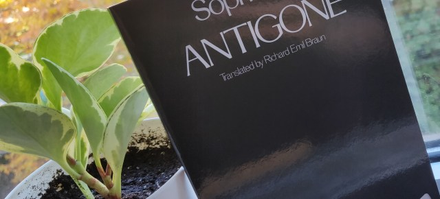 Drama, Determination and Death: Diving into Sophocle's Antigone