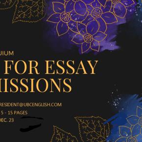 Submit to the 2019 Colloquium!