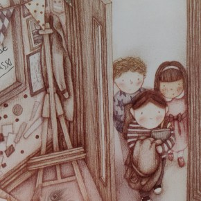 "A Little Wonder for a Frantic Soul: Faye Hanson's Picture Book ""The Wonder"""