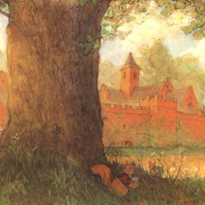 A Duty of Care: On Hospitality, Protection, and the Expression of Love in Redwall