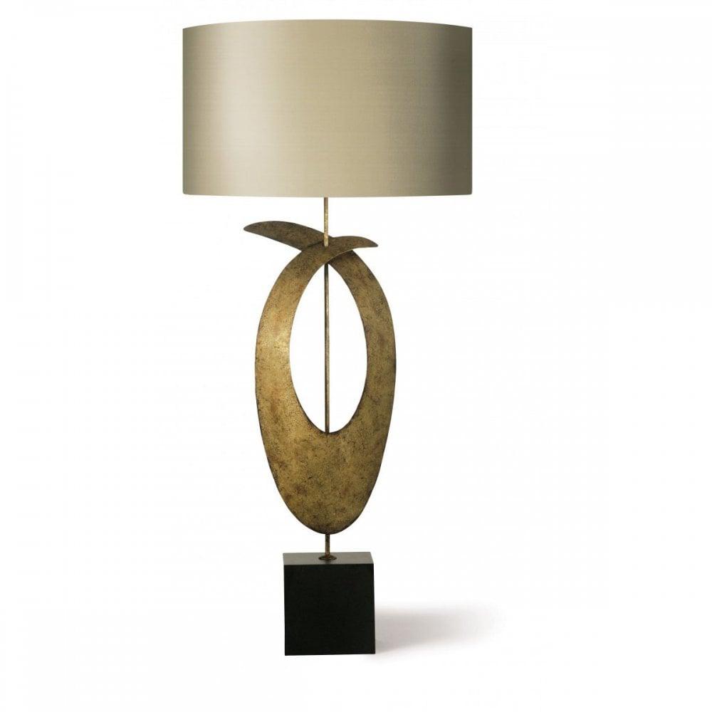 rockefeller table lamp by porta romana