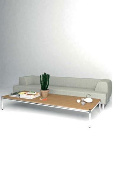 usm haller solutions tables basses n 09 usm haller coloris plaquage bois 250 x 100 x h37 cm
