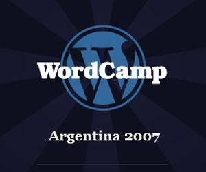 WordCamp Argentina 2007