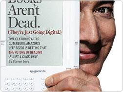 Amazon Kindle, el lector de eBooks de Amazon