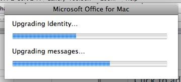 Actualizacion de perfiles en office mac 2008