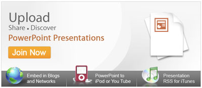 Authorstream, Powerpoint Online
