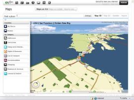 Mapas Nokia en tu PC