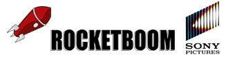 Rocketboom y Sony