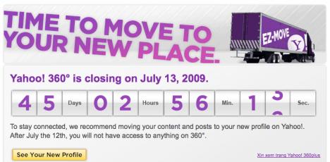 Yahoo 360 Yahoo Perfiles