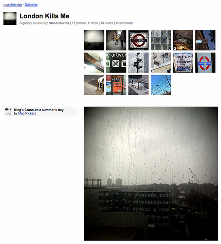 Londres me mata
