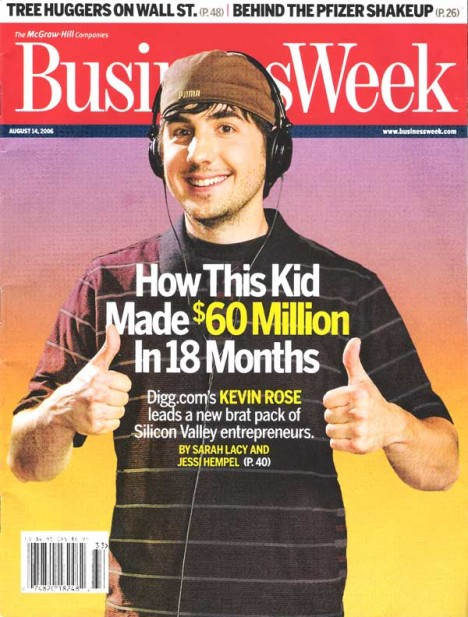 Business-Week-Cover-Digg-Silicon-Valley-Entrepreneur-Kevin-Rose