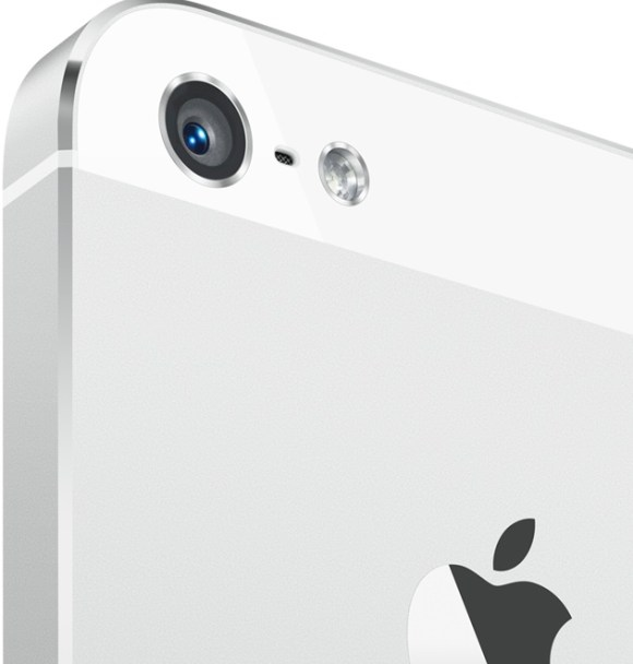 iphone 5 camara con microfono cristal de zafiro y mas