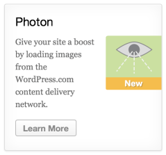 jetpack photon cloud hosting