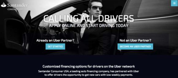 uber prestamos para taxis
