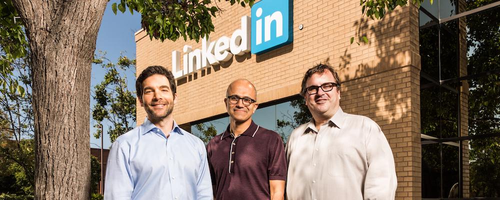 Microsoft compra Linkedin por u$s26.000 millones y sigue reinventándose