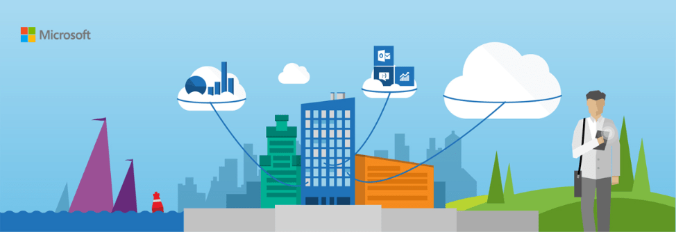 Microsoft Cloud fronteras