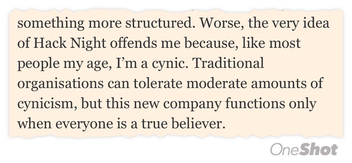 La edad es un factor en Silicon Valley, no importemos eso