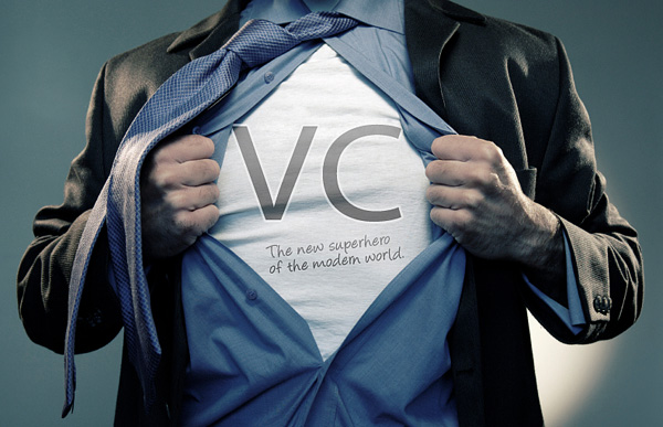 VCs los nuevos superhéroes