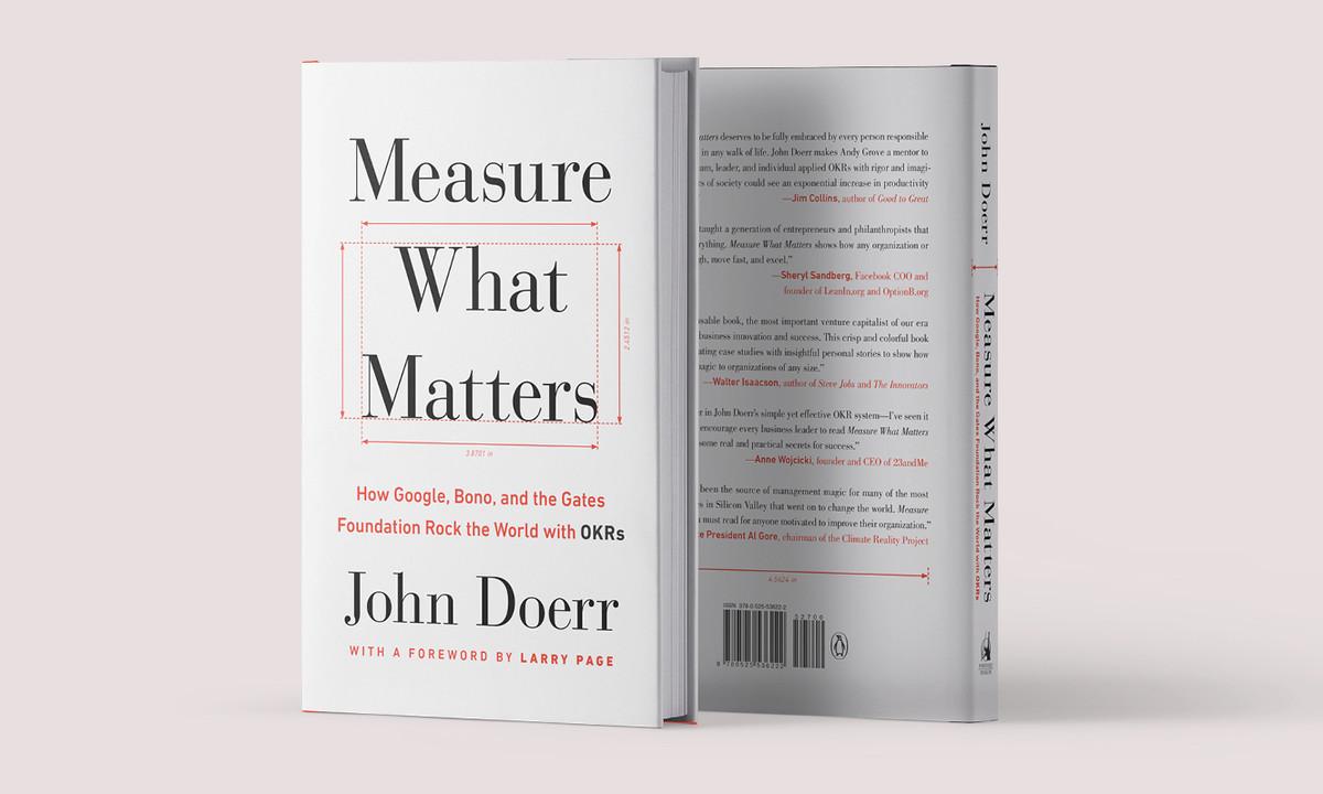 Measure what Matters, John Doerr y la constante necesidad de saber que medir