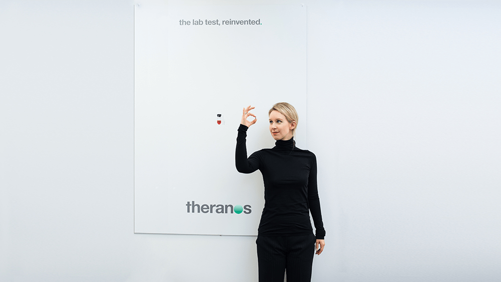 "Theranos o ""fake it till you make it"""
