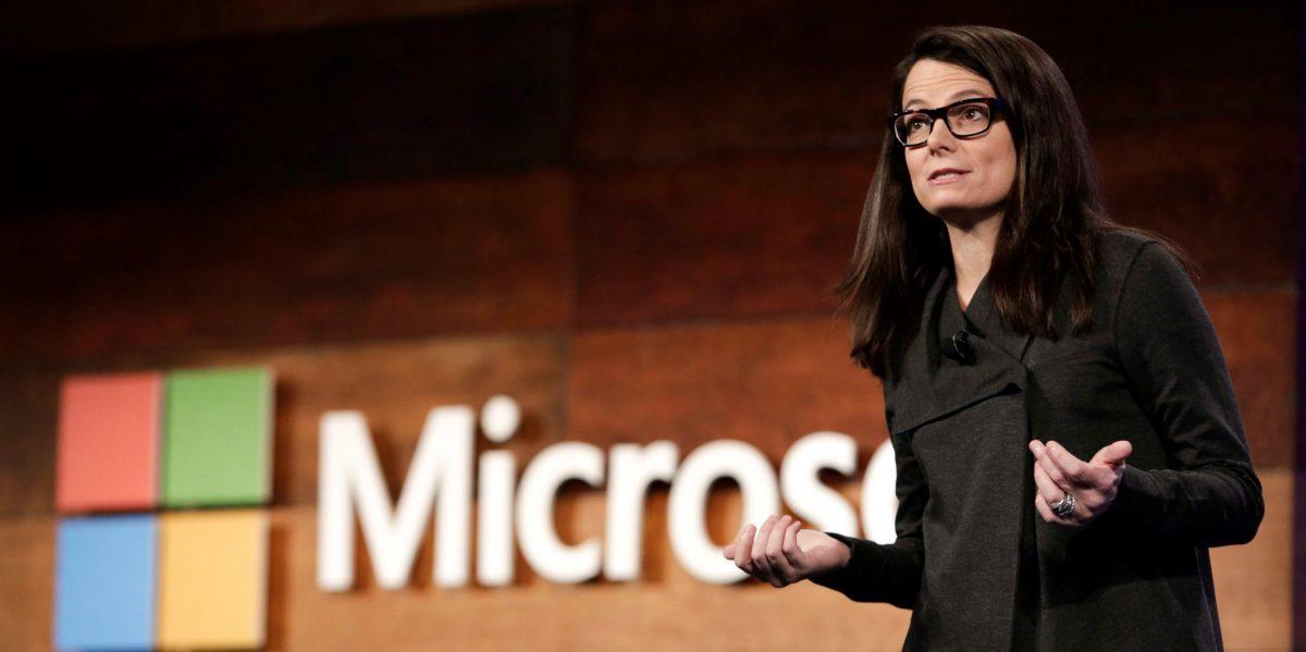 Amy Hood CFO Microsoft
