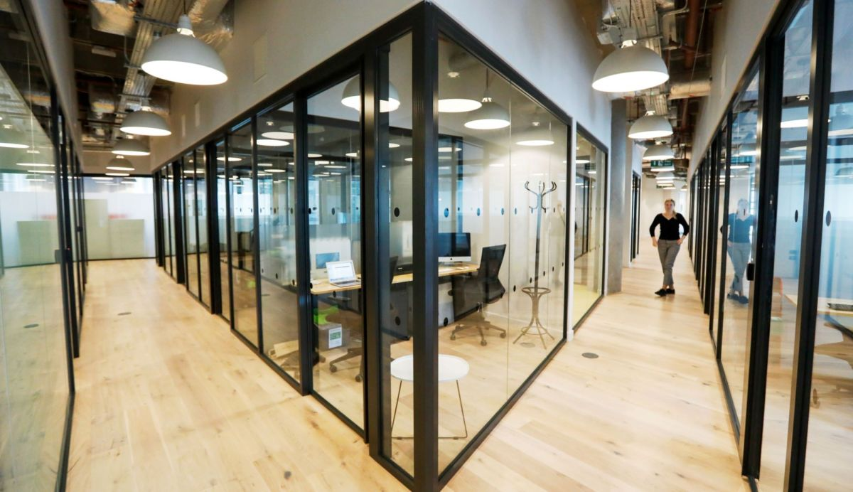 wework-office vacia