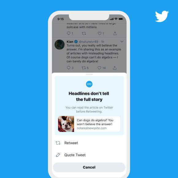 Interfaz de Twitter para leer mejor