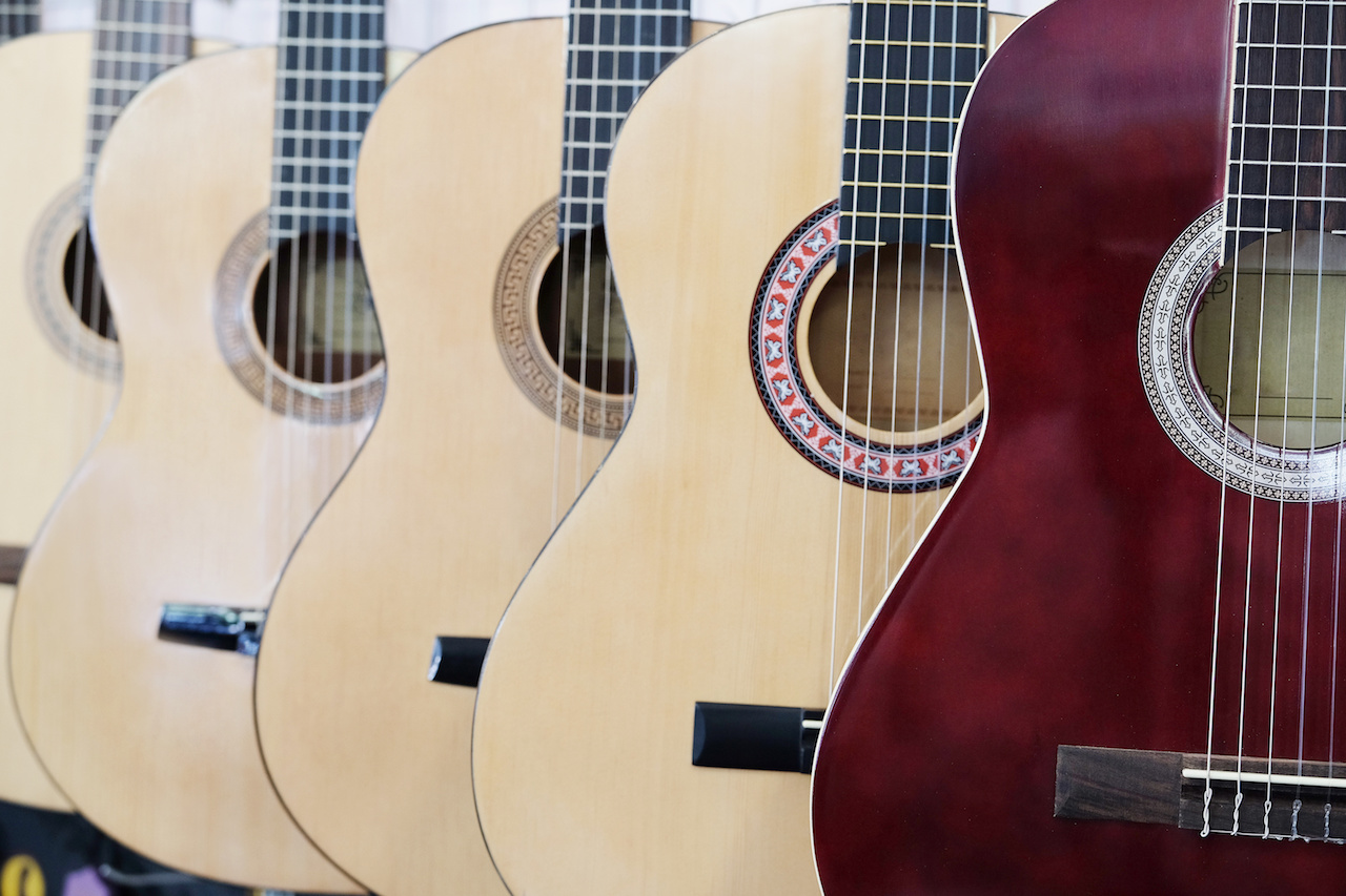 A Beginner S Guide To Classical Guitar