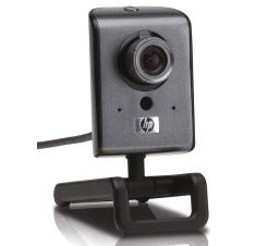 2 megapixel HP Webcam