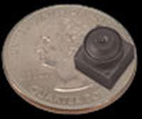 World's smallest color camera